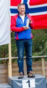 Pål Hembre fikk kongepokalen på bakgrunn av sitt resultat 568 poeng i øvelsen standard i dette mesterskapet